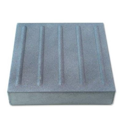 Sound tile <br> tactile pathway <br> for outdoors